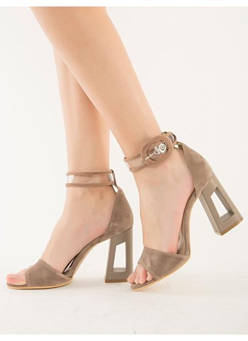 Mecrea Ayakkabı Vizon